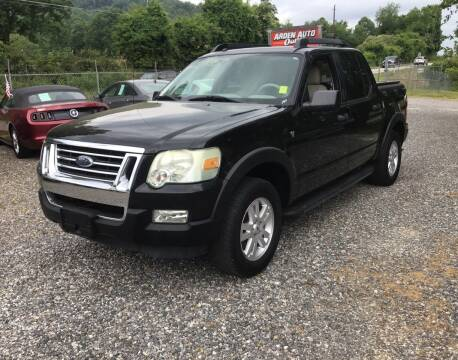 2007 Ford Explorer Sport Trac for sale at Arden Auto Outlet in Arden NC