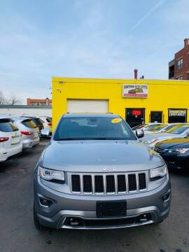 2015 Jeep Grand Cherokee for sale at Hartford Auto Center in Hartford CT
