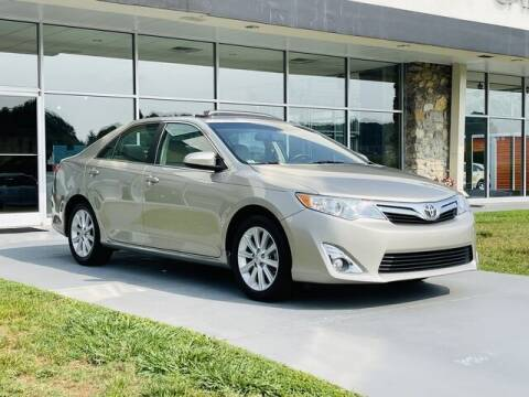 2014 Toyota Camry for sale at RUSTY WALLACE CADILLAC GMC KIA in Morristown TN