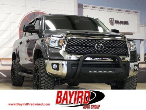 2018 Toyota Tundra for sale at Bayird Truck Center in Paragould AR