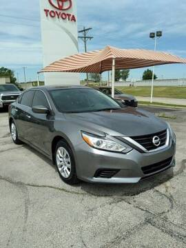 2016 Nissan Altima for sale at Quality Toyota in Independence KS