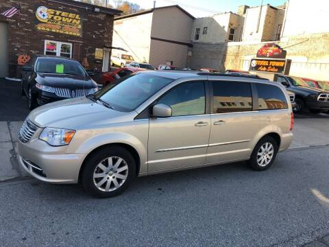 2014 Chrysler Town and Country for sale at STEEL TOWN PRE OWNED AUTO SALES in Weirton WV