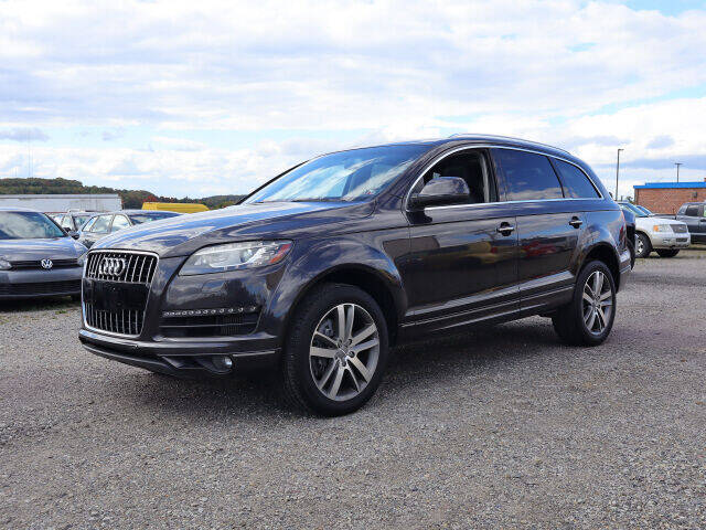 2010 Audi Q7 for sale at Terrys Auto Sales in Somerset PA