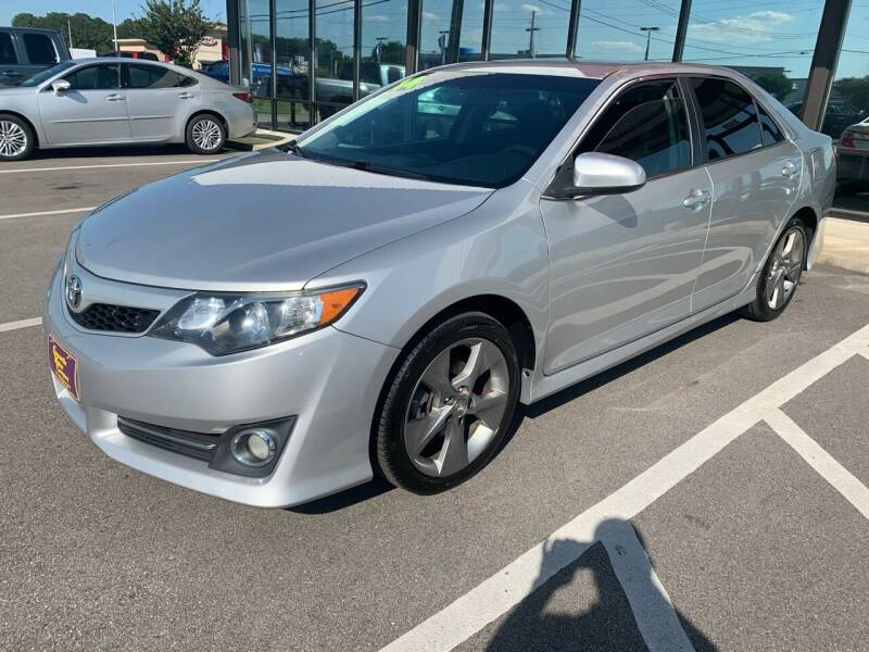 2014 Toyota Camry for sale in Greenville, NC