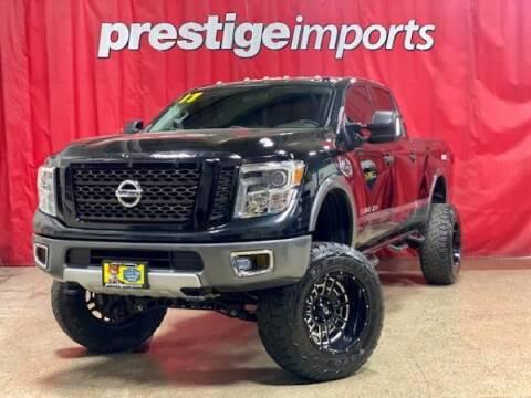 2017 Nissan Titan XD for sale at Prestige Imports in Saint Charles IL