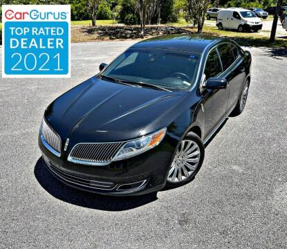 2013 Lincoln MKS for sale at Brothers Auto Sales of Conway in Conway SC
