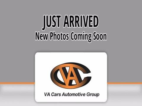 2010 Cadillac SRX for sale at VA Cars Inc in Richmond VA