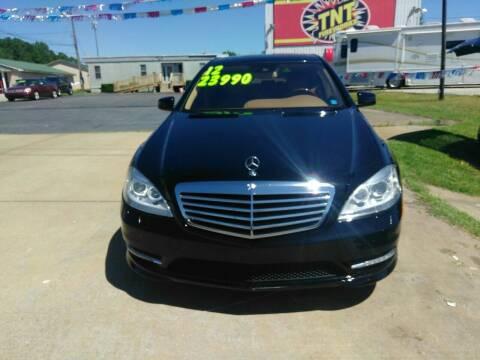 2012 Mercedes-Benz S-Class for sale at AUTOPLEX 528 LLC in Huntsville AL