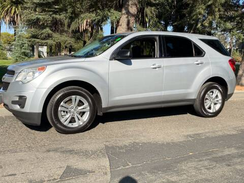 2012 Chevrolet Equinox for sale at California Diversified Venture in Livermore CA
