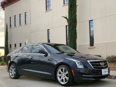2015 Cadillac ATS for sale at Auto King in Roseville CA