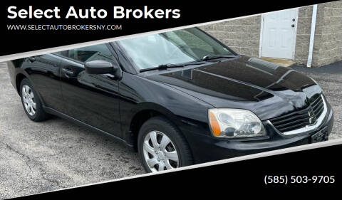 2007 Mitsubishi Galant for sale at Select Auto Brokers in Webster NY