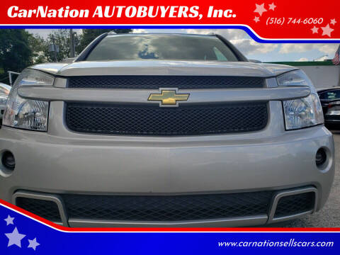2008 Chevrolet Equinox for sale at CarNation AUTOBUYERS Inc. in Rockville Centre NY