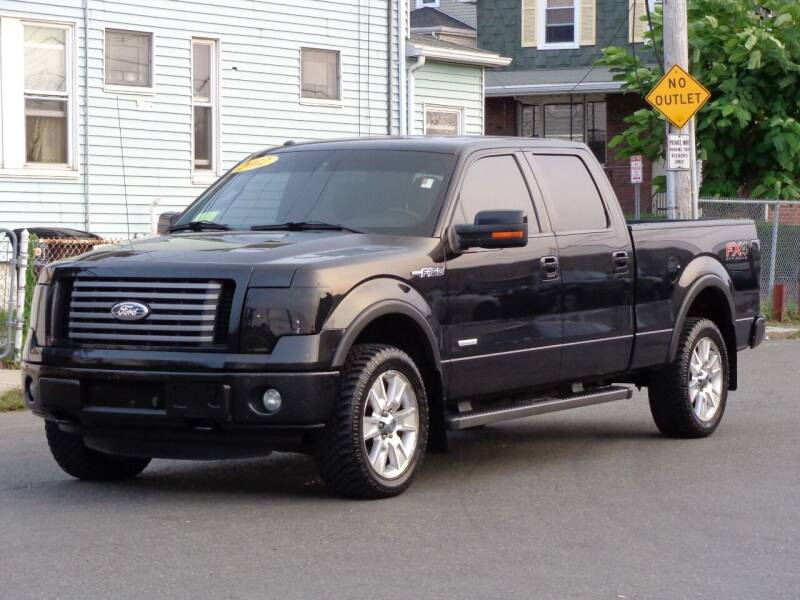 2012 Ford F-150 for sale at Broadway Auto Sales in Somerville MA