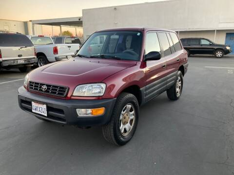 1998 Toyota RAV4 for sale at PRICE TIME AUTO SALES in Sacramento CA