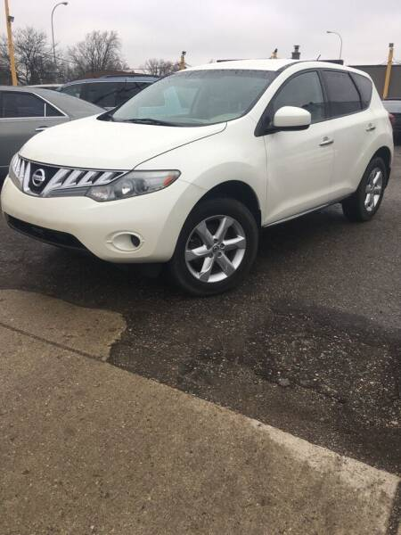 2010 Nissan Murano for sale at Suburban Auto Sales LLC in Madison Heights MI