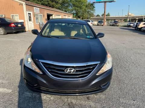 2011 Hyundai Sonata for sale at YASSE'S AUTO SALES in Steelton PA