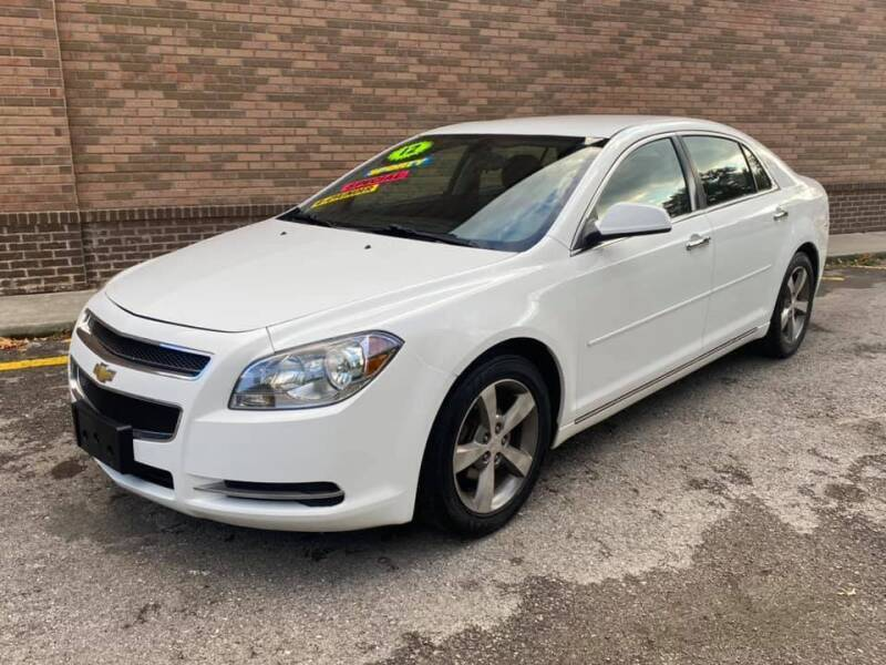 2012 Chevrolet Malibu for sale at Quick Stop Motors in Kansas City MO
