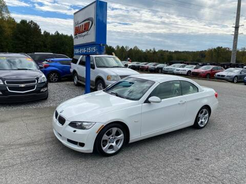 2008 BMW 3 Series for sale at Billy Ballew Motorsports in Dawsonville GA