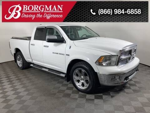 2012 RAM Ram Pickup 1500 for sale at BORGMAN OF HOLLAND LLC in Holland MI