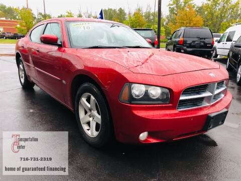 2010 Dodge Charger for sale at Transportation Center Of Western New York in Niagara Falls NY