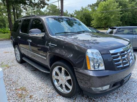 2011 Cadillac Escalade for sale at INTERSTATE AUTO SALES in Pensacola FL