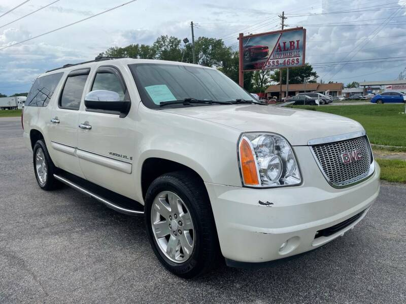 2008 GMC Yukon XL for sale at Albi Auto Sales LLC in Louisville KY