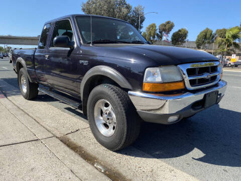 2000 Ford Ranger for sale at Beyer Enterprise in San Ysidro CA