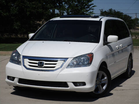 2008 Honda Odyssey for sale at Ritz Auto Group in Dallas TX