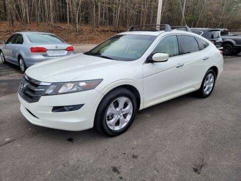 2010 Honda Accord Crosstour for sale at GA Auto IMPORTS  LLC in Buford GA