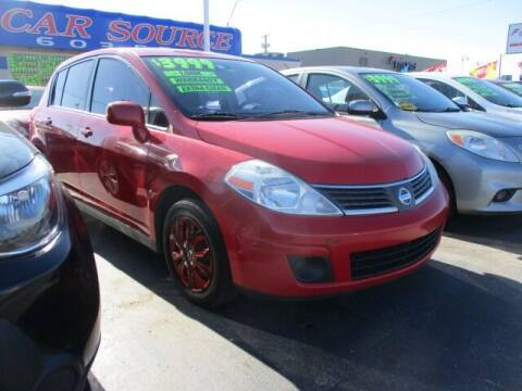 2009 Nissan Versa for sale at CAR SOURCE OKC in Oklahoma City OK