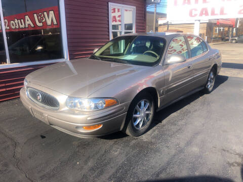 2004 Buick LeSabre for sale at N & J Auto Sales in Warsaw IN