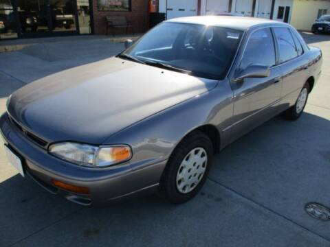 1996 Toyota Camry for sale at Eden's Auto Sales in Valley Center KS