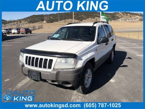 2004 Jeep Grand Cherokee for sale at Auto King in Rapid City SD