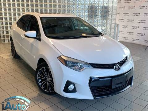 2014 Toyota Corolla for sale at iAuto in Cincinnati OH