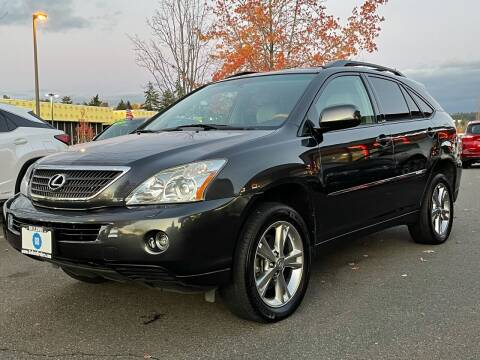 2007 Lexus RX 400h for sale at GO AUTO BROKERS in Bellevue WA