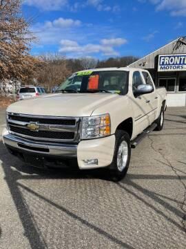 2011 Chevrolet Silverado 1500 for sale at Frontline Motors Inc in Chicopee MA