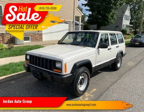 1999 Jeep Cherokee for sale at Jordan Auto Group in Paterson NJ