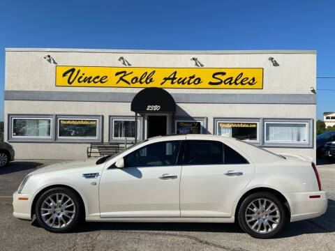 2011 Cadillac STS for sale at Vince Kolb Auto Sales in Lake Ozark MO