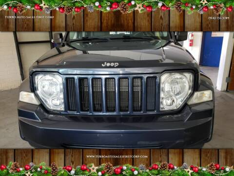 2008 Jeep Liberty for sale at TURBO Auto Sales First Corp in Yonkers NY