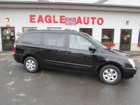 2009 Kia Sedona for sale at Eagle Auto Center in Seneca Falls NY