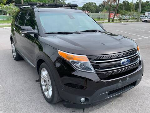 2013 Ford Explorer for sale at Consumer Auto Credit in Tampa FL
