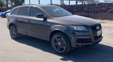 2013 Audi Q7 for sale at Boktor Motors in Las Vegas NV