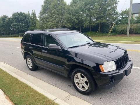 2006 Jeep Grand Cherokee for sale at Two Brothers Auto Sales in Loganville GA