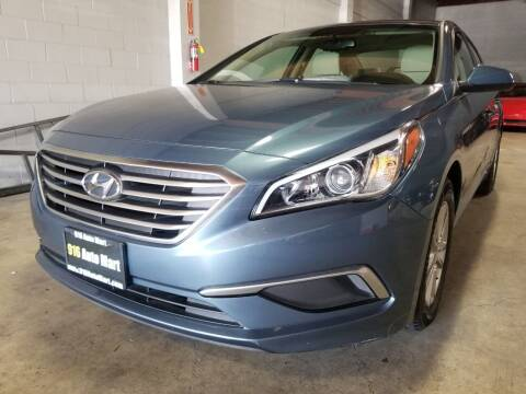 2017 Hyundai Sonata for sale at 916 Auto Mart ONLY $399 DOWN!!!* in Sacramento CA