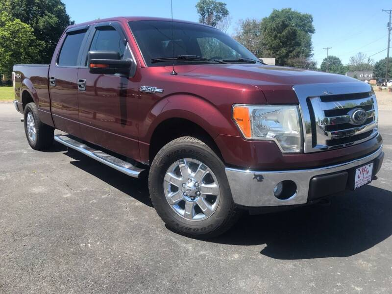 2010 Ford F-150 for sale at Circle L Auto Sales Inc in Stuttgart AR