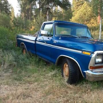 1978 Ford Ranger for sale at Classic Car Deals in Cadillac MI