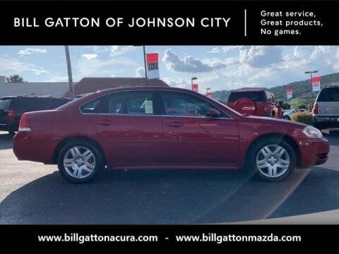 2013 Chevrolet Impala for sale at Bill Gatton Used Cars - BILL GATTON ACURA MAZDA in Johnson City TN