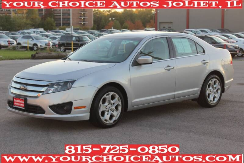 2010 Ford Fusion for sale at Your Choice Autos - Joliet in Joliet IL