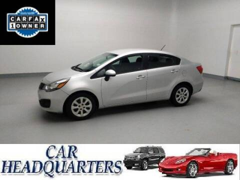 2015 Kia Rio for sale at CAR  HEADQUARTERS in New Windsor NY