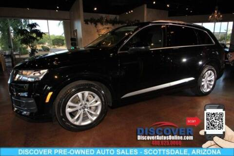 2018 Audi Q7 for sale at Discover Pre-Owned Auto Sales in Scottsdale AZ